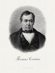 CORWIN, Thomas-Treasury (BEP engraved portrait)