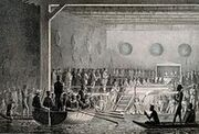 The signing of the Treaty of Labuan on 18 December 1846