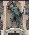 Alexander Selkirk Statue