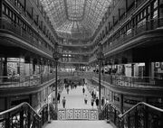 Cleveland Arcade, 1966