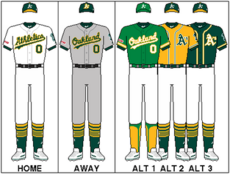 MLB-ALW-OAK-Uniform