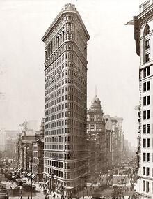 Flatiron Building 1910
