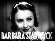 Barbara Stanwyck in Gambling Lady trailer