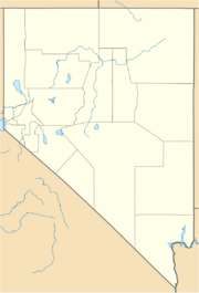 USA Nevada location map.png