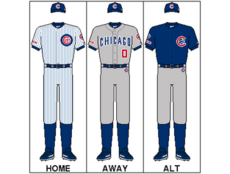 MLB-NLC-CHC-Uniform
