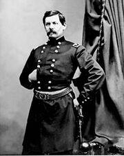 George B McClellan - retouched