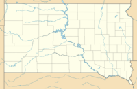 USA South Dakota location map.png
