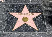 Los Angeles (California, USA), Hollywood Boulevard, John Lennon -- 2012 -- 5
