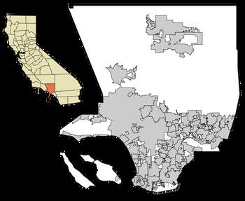 LA County Incorporated Areas