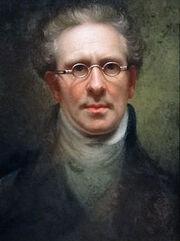 Rembrandt Peale self-portrait