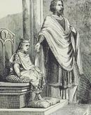 Clovis III and Pepin of Herstal