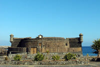 Castillo de San Juan Bautista-Santa Cruz de Tenerife