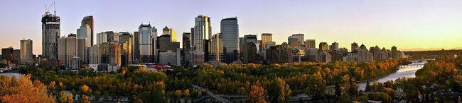 Calgary panorama-2