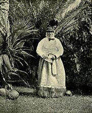 Tongia, King of Niue-Fekai
