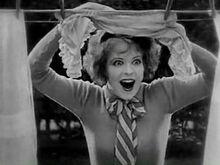 Clara Bow in Wings trailer 3