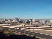 Albuquerque and I-25