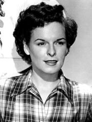 Mercedes McCambridge - 1950