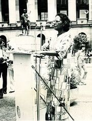 Oodgeroo Noonuccal 1975