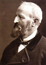 Photograph of Karl Bodmer (1877)