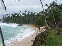 São Tomé - Ilhéu das Rolas - Praia de Santo António (3)