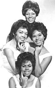 The Shirelles 1962