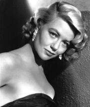Dorothy Malone - Written on the Wind - Studio Publicity Photo