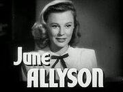 June Allyson in The Secret Heart trailer 2