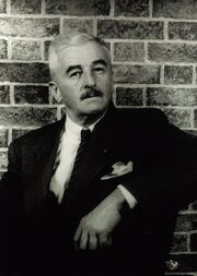 Carl Van Vechten - William Faulkner