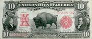US $10 1901