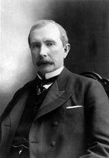 John D. Rockefeller 1885