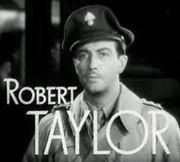 Robert Taylor in Waterloo Bridge trailer