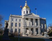 New Hampshire State House 5