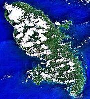 Martinique 14.6346N 61.0051W Landsat7