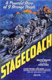 Stagecoach movieposter