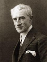 Maurice Ravel 1925