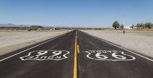 Amboy (California, USA), Hist. Route 66 -- 2012 -- 1