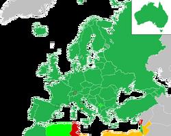 EurovisionParticipants