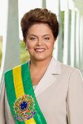Dilma Rousseff - foto oficial 2011-01-09