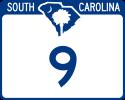 South Carolina 9