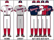 MLB-NLE-WAS-Uniform