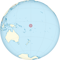 Tuvalu on the globe (Polynesia centered).png