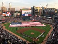SunTrust Park Opening Day 2017