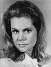 Bewitched Elizabeth Montgomery 1968