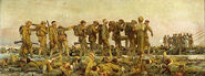 Sargent, John Singer (RA) - Gassed - Google Art Project