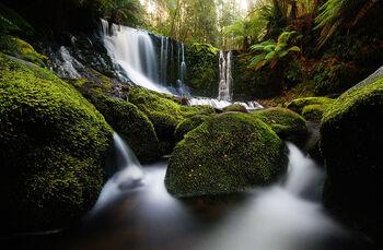Horseshoe Falls 2 Mt Field National Park