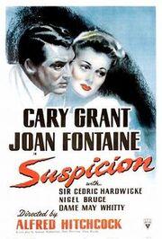 Suspicion film poster