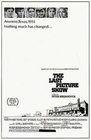 The Last Picture Show (movie poster)