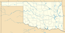 USA Oklahoma location map.png