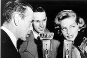 Bogart Bacall AFRS