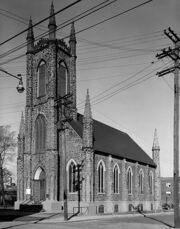 St. John's Episcopal Church, Cleveland